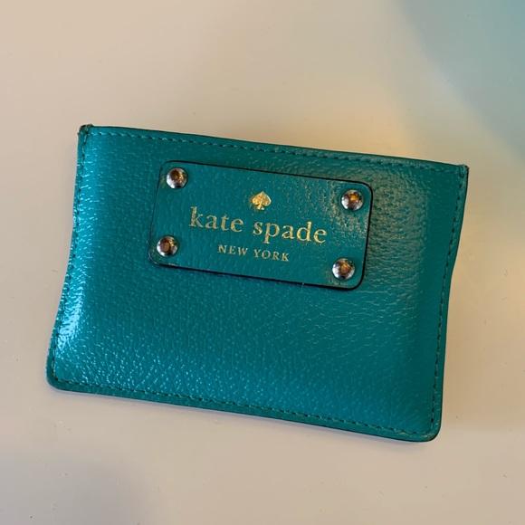kate spade Accessories - Kate Spade cardholder